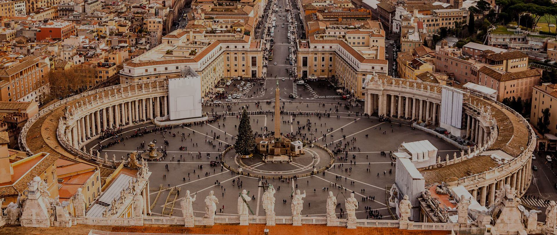 Vatican City & Rome Tour