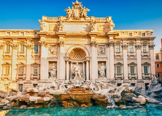 Trevi Fountain Tour