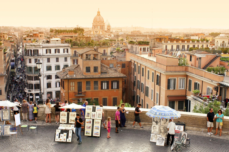 Best Vatican tour trevi fountain