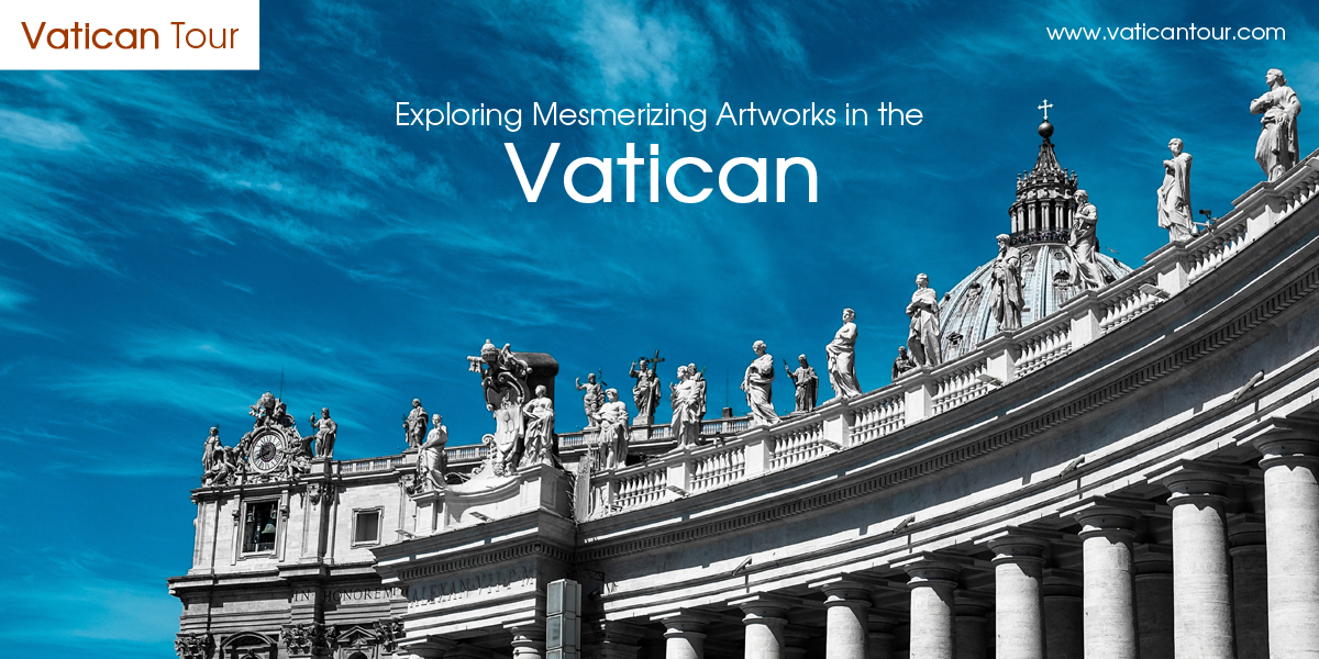 Exploring Mesmerizing Artworks in the Vatican