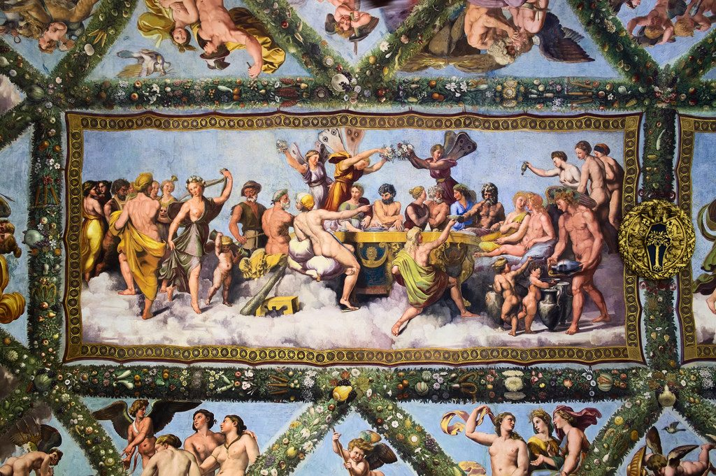 Raphael's Frescoes
