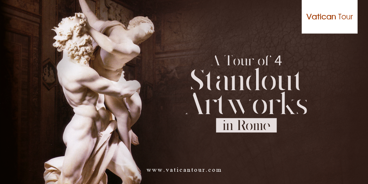 A Tour of 4 Standout Artworks in Rome