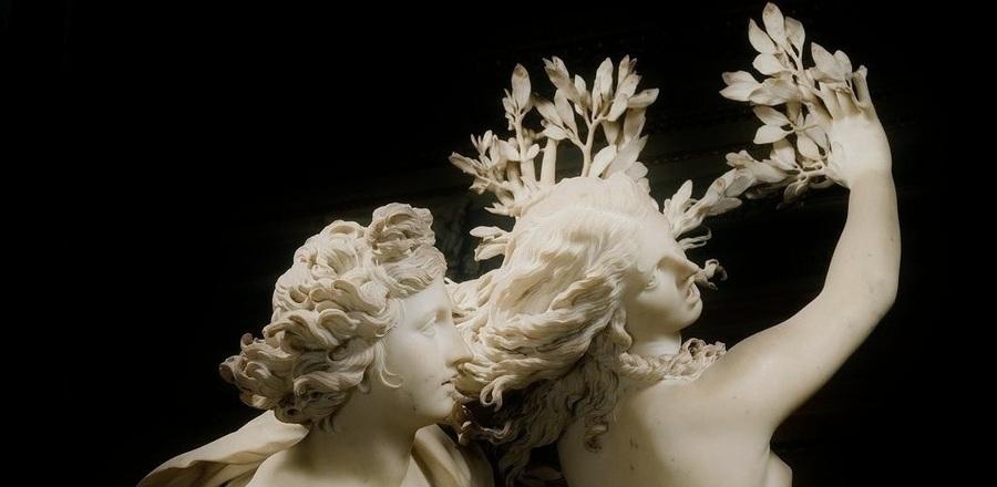 Apollo and Daphne by Bernini
