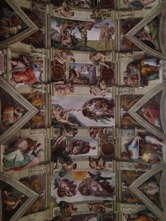 Vatican and sistine chapel tours