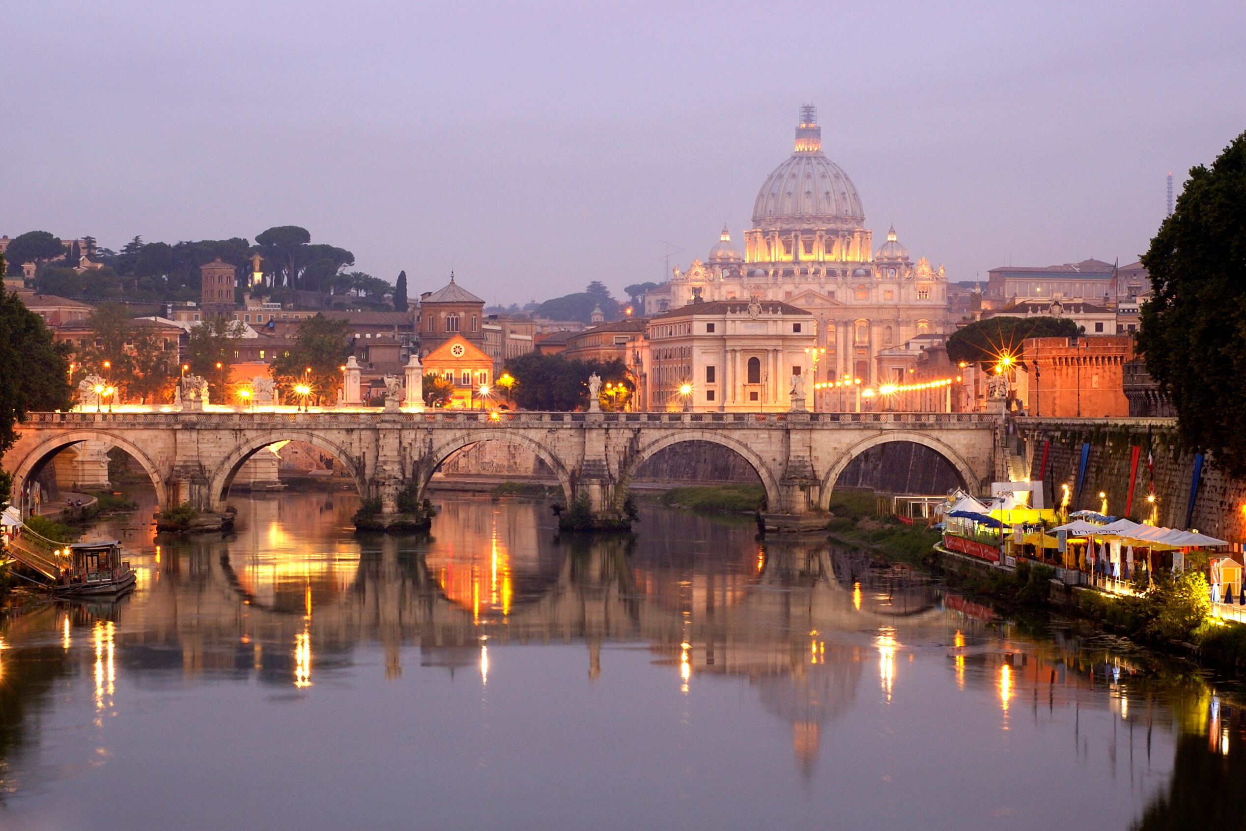 best family tours in Rome