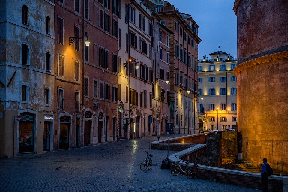 private tours of Rome for families