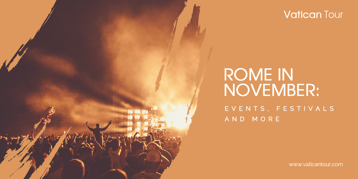 Rome in November: Events, Festivals and More