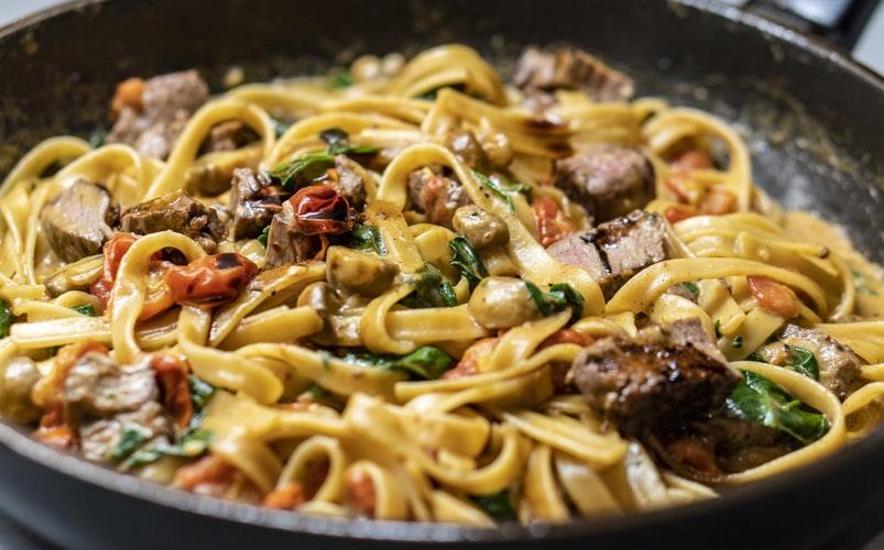 Prepare authentic Italian pasta and pizza