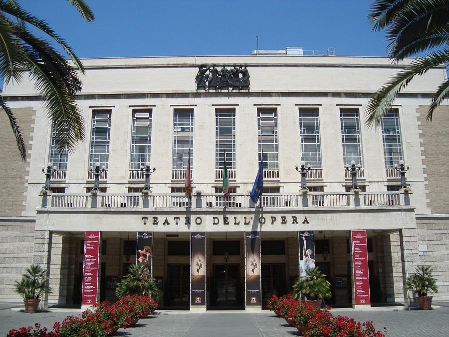 Teatro dell' Opera di Roma