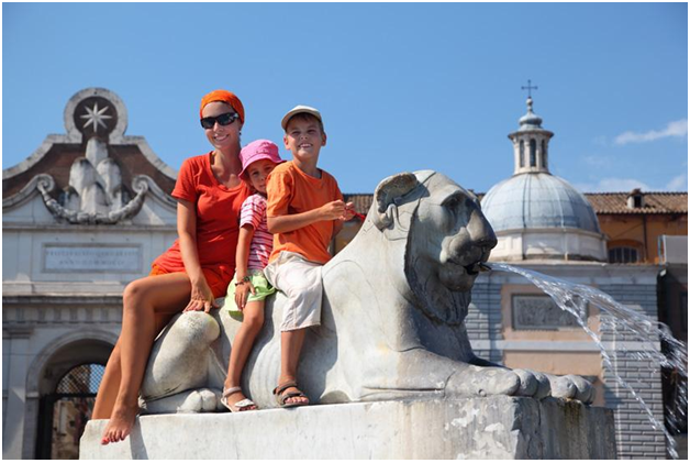 How to plan a Kid-friendly Rome tour?